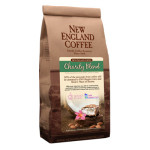 Packaging image for New England Coffee's Charity Blend flavored coffee