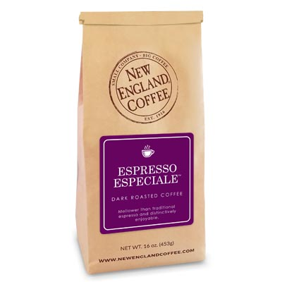 Bag of Espresso Especiale Coffee