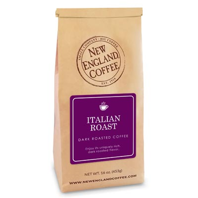 Bag of Italian Roast Coffee