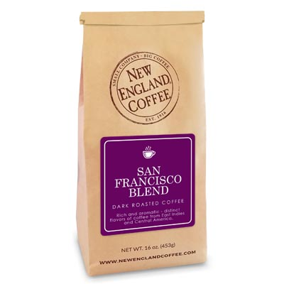 San Francisco Blend of Coffee