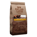 Packaging image for New England Coffee's Mocha Cinnamon Swirl flavored coffee