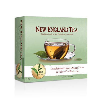 New England Tea Decaf