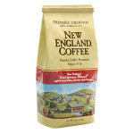 Packaging image for New England Coffee's EyeOpener Blend flavored coffee