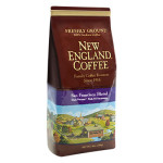 Packaging image for New England Coffee's San Francisco Blend flavored coffee