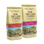 Double bag coffee club New England Coffee