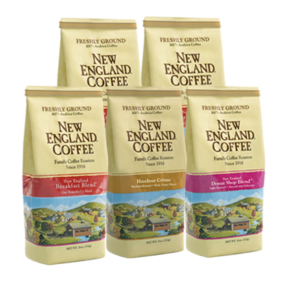 Coffee Club New England Coffee Deals