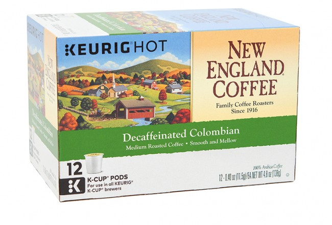Decaffeinated Columbian Right Low