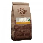 Packaging image for New England Coffee's Irish Crème flavored coffee