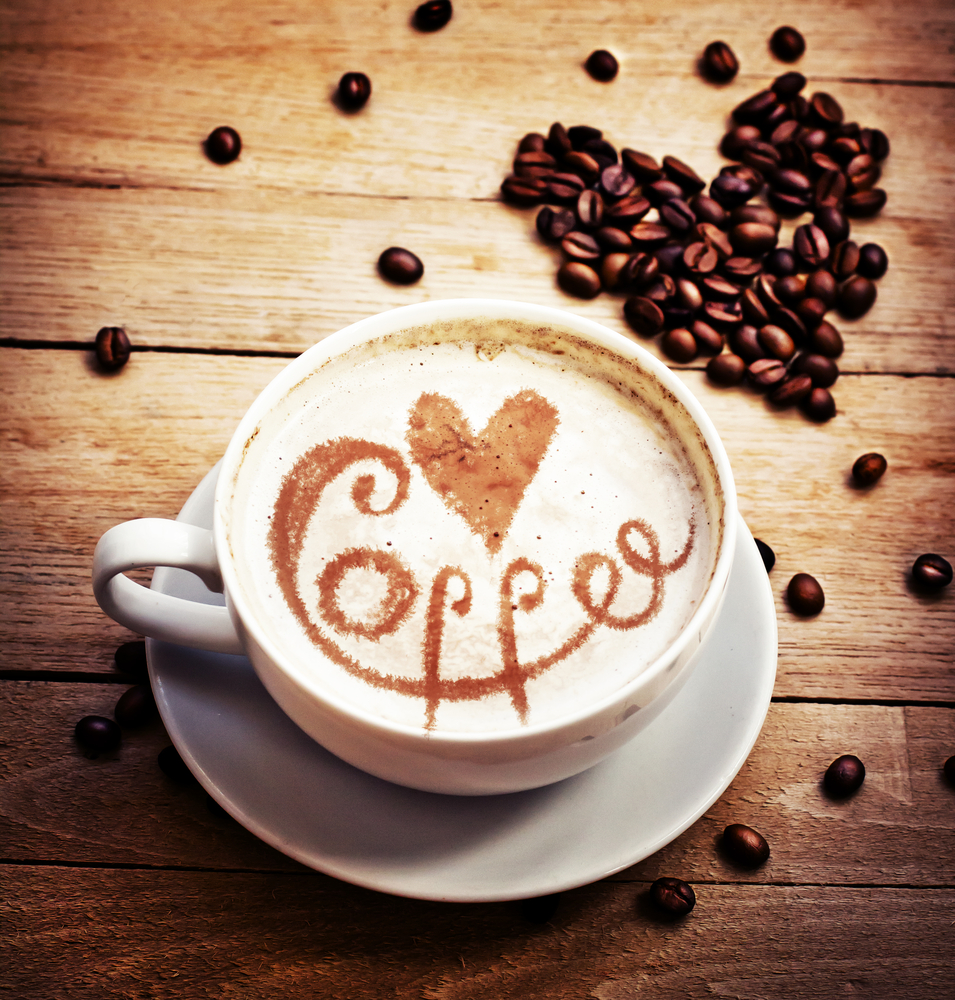National Coffee Month - recipes