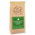 Bag of Decaffeinated Pumpkin Spice Coffee